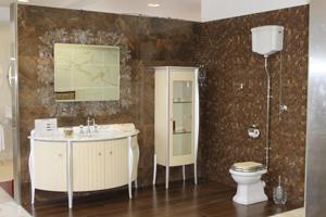 Тумбы для ванны и раковины, новинки